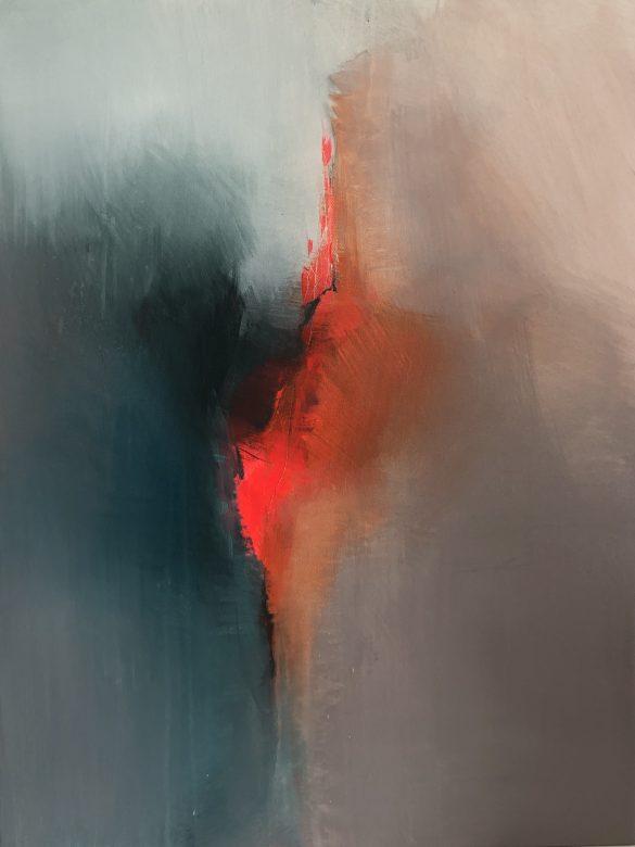 quadro astratto colorato