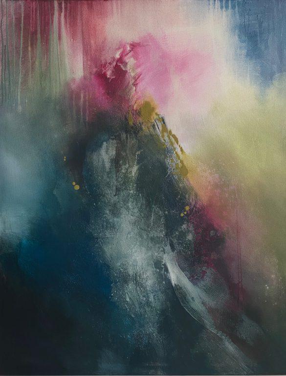 quadro colorato astratto